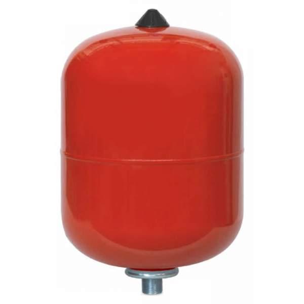 Vaso de expansión para calefacción CMF con membrana fija. Industrias Ibaiondo.