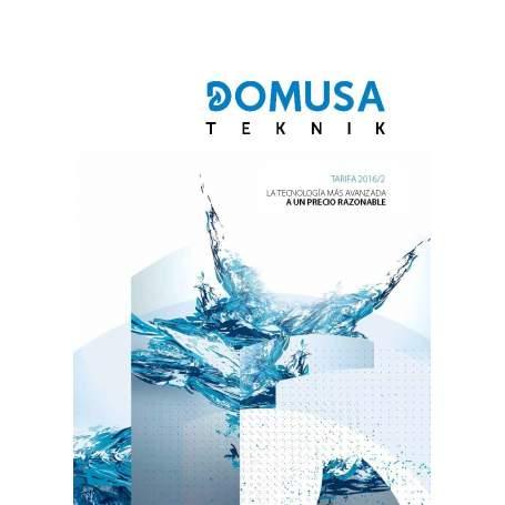 Tarifa Domusa Teknik válida para el 2017