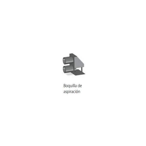 Boquilla aspiración para depósito de obra Domusa TKITBIO016