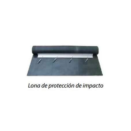 Lona de protección de impacto. Domusa. COTR000060