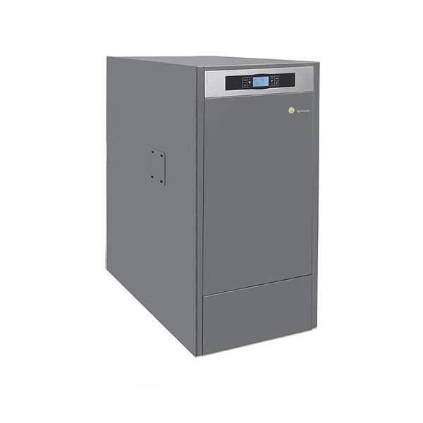 Caldera de Pellets BioClass HM+DR 25 kW con depósito TBIO000069 Domusa