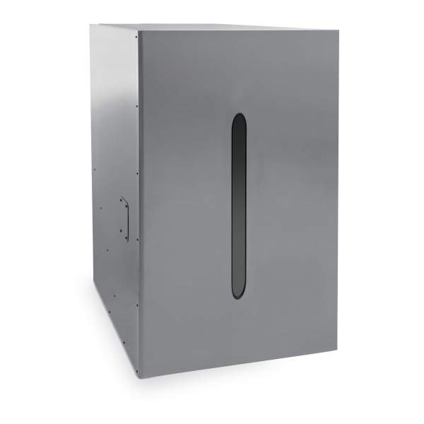 Depósito para Pellets L de 350 Kg Caldera BioClass carga manual
