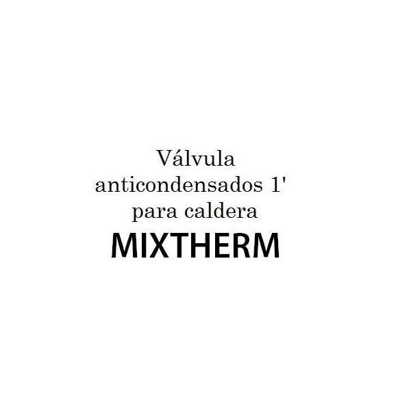 Válvula anticondensados 1' para caldera Mixtherm. Domusa