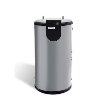 BT DUO 150 depósitos de inercia con acumulación de ACS Domusa