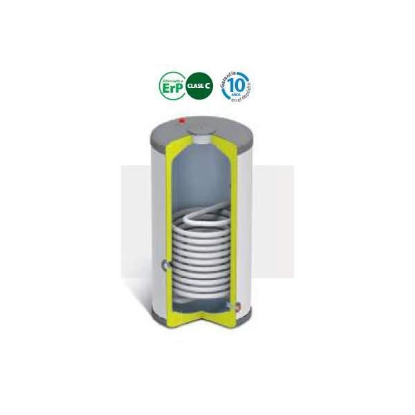 SANIT HE 300 Acumuladores ACS para bomba calor. Aerotermia Domusa