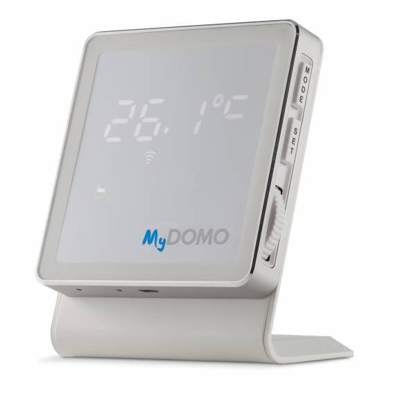 MY DOMO, CONTROL REMOTO WiFi para calderas de Pellets DOMUSA TEKNIK